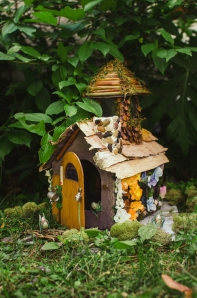 Fairy House, D2. Out back