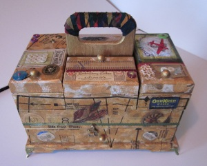 Sewing Box Front